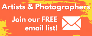 Artists & Photographers! Get Art & Photo calls delivered to your inbox!